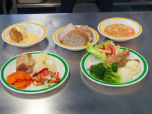 School Meals the Moray Way