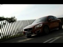 The New Volvo C30 with styling kit - Exterior colour Orange Flame (1:43)