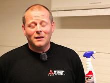 Tøffingen varmepumperens - brukerveiledning video