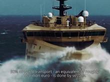 TCS utvecklade integrerad IoT-plattform för holländska Damen Shipyards