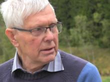 Intervju med Hallvard Almenning frå Ulvedal og felespelar Arne M. Sølvberg.