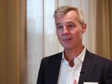 Crister Fritzon om SJs tredje kvartal 2017