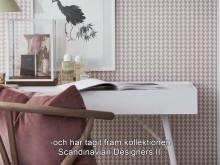 Presentation av Boråstapeters kollektion Scandinavian Designers II
