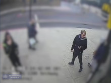 CCTV footage of man police wish to identify following assault