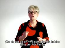 Marie Linder förklarar marknadshyra