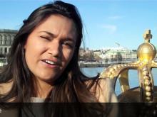 Ida Lundberg lanserar Vanadis milano i Stockholm och Dubai