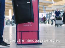 Ekspertenes tips: Håndbagasje