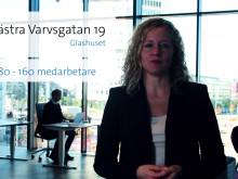 Diligentias kontor i Masthusen, Västra Hamnen i Malmö