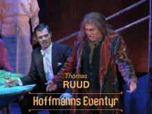Hovudproduksjon 2016: Hoffmanns Eventyr