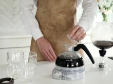 Näin valmistat kahvia Bodumin ePebo-vakuumikahvinkeittimellä