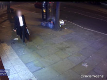 CCTV footage of the incident - Jonathon McPhillips murder