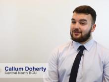 Callum Doherty – Cadet of the Year