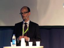 Tisdag 22 maj på Logistik och Transportmässan 2012 - Carl von der Esch
