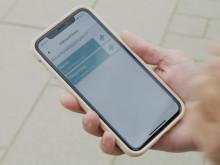 Upptäck fördelarna. Ta kölappen i mobilen med appen q-cloud!