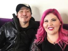 Guy Tang & Rebecca Taylor til norge