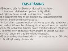 X-shape lyfter EMS-träningen till nya nivåer