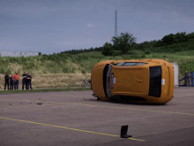 The new Volvo XC60 - Roll Over crash test