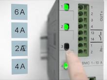 4-kanalig säkringsmodul CMBC från Phoenix Contact
