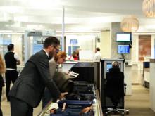 Göteborg Landvetter Airport - Säkerhetskontroll utrikes