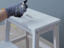 Gør-det-selv film - Sådan maler du nye træmøbler