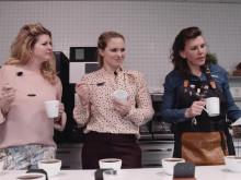 Anja och Filippa lär sig allt om kaffe - Avsnitt 4: Kaffeskola med Anna