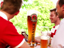 Making of Paulaner Website