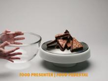 Thomas ONO Food Presenter Einsatzmöglichkeiten