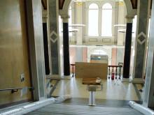 Nationalmuseum interior film