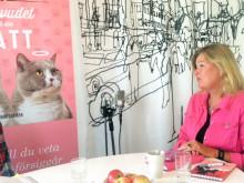 Susanne Hellman Holmström om årets kattbok I huvudet på din katt
