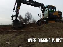 Film om Volvo Co-Pilot omborddisplay