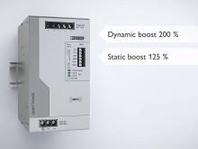 Anpassningsbar strömförsörjning