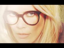 Claudia Schiffer Eyewear Movie