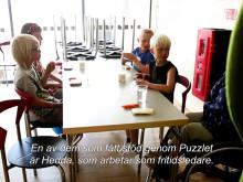 Projekt Puzzlet - arbete och praktik för personer med rörelsehinder