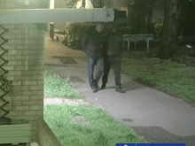 CCTV re: aggravated burglary in Bromley