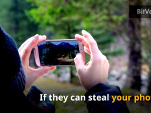 If they can Steal your photos, they can steal your Bitcoin!