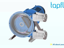 Tapflo PT Hose pumps working principle and applications