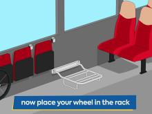 How to use our bike racks