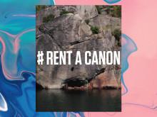 Canon Nordic Summer campaign Video. Rent a Canon!