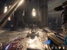 Space Hulk: Deathwing - Solo Campaign Gameplay Trailer