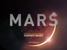 MARS - Rumskib- Kommer snart