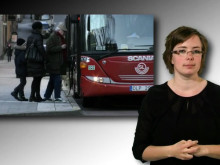 Andrea på väg - teckentolkad på svenska