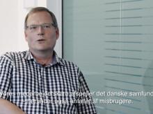 Haldor Topsø har en aktiv misbrugspolitik