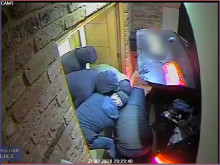 CCTV footage from Keston burglary