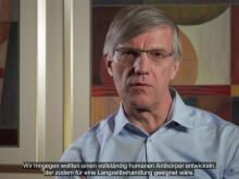 Jochen Salfeld von AbbVie über Forschung an rheumatoider Arthritis