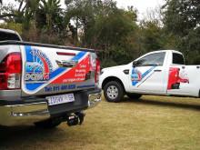 EZDown Reloaded monterad på Toyota Hilux