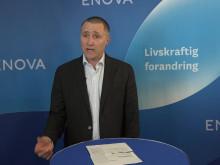 Enova støtter hydrogenstasjoner (uten undertekster)