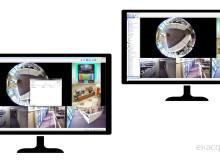 Kameraövervakning från Gate Security - VideoPush, exacqVision 6.4
