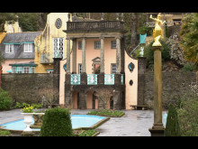"Beispielvideo Samyang AF 85mm F1.4 FE ""Glimpses of Portmeirion"" 4K"