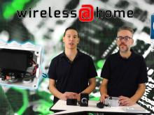 """Wireless@home """"pilotavsnitt"""""""