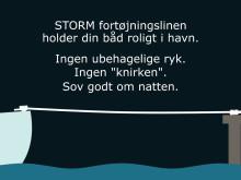 (DK) Fortøjningsline STORM fra PolyRopes